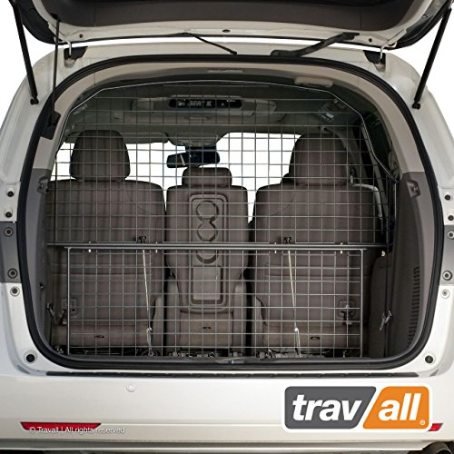 Travall Guard Compatible with Honda Odyssey (2014-2017) TDG1573 - Rattle-Free Steel Pet Barrier