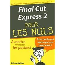 Final cut express 2..  nuls