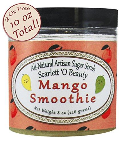 Sweet Lemon Body Scrub - 8