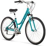 Bike Riding For Seniors - Raleigh Bikes Venture Thru Comfort Bike