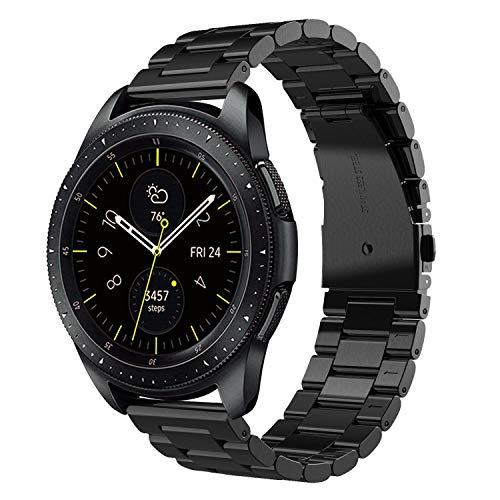v-moro Accesorios Bandas de Acero Inoxidable Reloj para Samsung Galaxy Gear Reloj Inteligente Deporte: Amazon.es: Electrónica