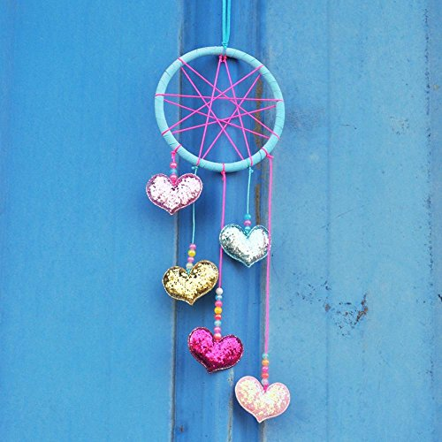 Daeou Dream Catcher Heart-color Dream Catcher