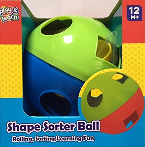 Shape Sorter Ball (colors may vary)]()