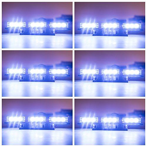 Emergency Service Lightbars Windshield Headliner product image