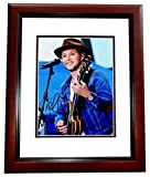 Niall Horan Signed - Autographed 1D One Direction Singer 11x14 inch Photo MAHOGANY CUSTOM FRAME - Guaranteed to pass PSA or JSA