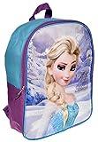 Best Frozen Backpacks - Disney Girls' Frozen Backpack Elsa Blue and Purple Review