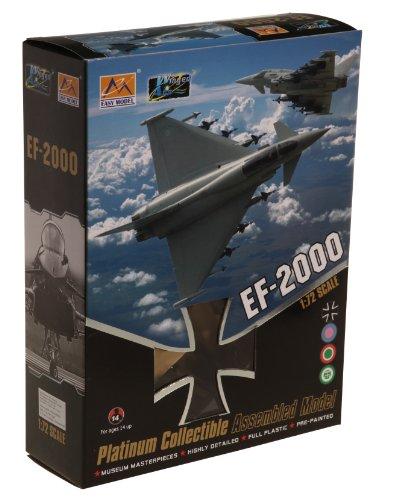 Easy Model EF-2000A RSAF Die Cast Aircraft