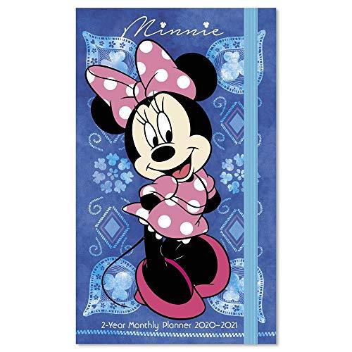 2020-2021 Disney Minnie Mouse Pocket Planner, 2 Year Planner (DDPP212820)