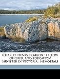 Charles Henry Pearson, Charles Henry Pearson and W. 1832-1926 Stebbing, 1176251961