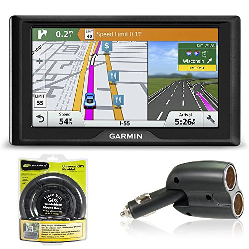 Garmin Charger Mount Bundle UGC 102 BL