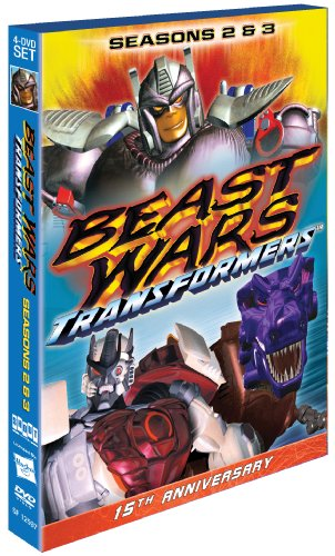 (Transformers Beast Wars: Seasons 2 & 3)