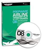 img - for 2008 Airline Transport Pilot & Flight Engineer Prepware (Includes CD) book / textbook / text book