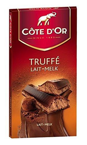 "Cote D'or ""Praline Fondant Lait"" Milk Chocolate with Praline Filling, 7.05oz."