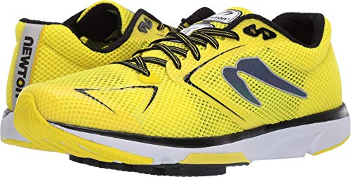 Newton Running Men's Distance S 8 Yellow/Black 11 D US