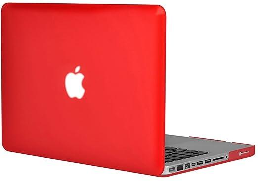 10 opinioni per Topideal A1278- Custodia rigida gommata effetto satinato per Apple MacBook Pro