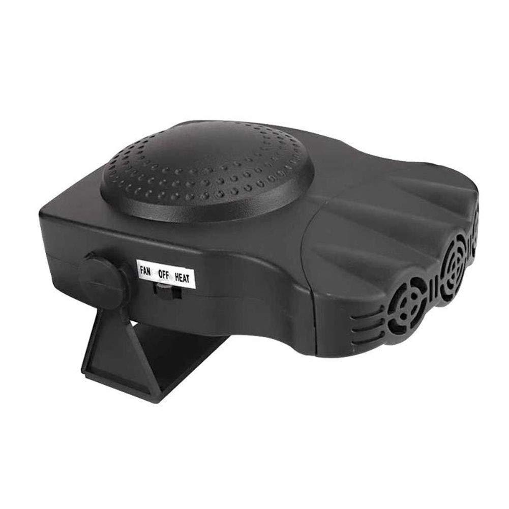 Wissec 12V Allestimenti Interni Riscaldamento Portatile per Auto Ventola di Raffreddamento,Sbrinatore 150W Anticondensa