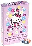 Jeu de 54 cartes : Hello Kitty