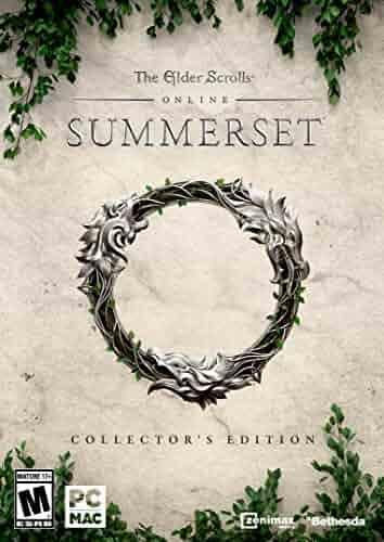 The Elder Scrolls Online: Summerset Collector's Edition - PC