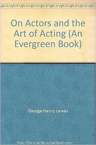 Bøker på nettet nedlasting gratis pdfOn Actors and the Art of Acting (An Evergreen Book) (Norsk litteratur) PDF