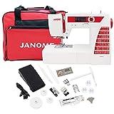 Janome DC2015 Computerized Sewing Machine with Exclusive Bonus Bundle