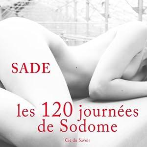 Les 120 journées de Sodome | Livre audio