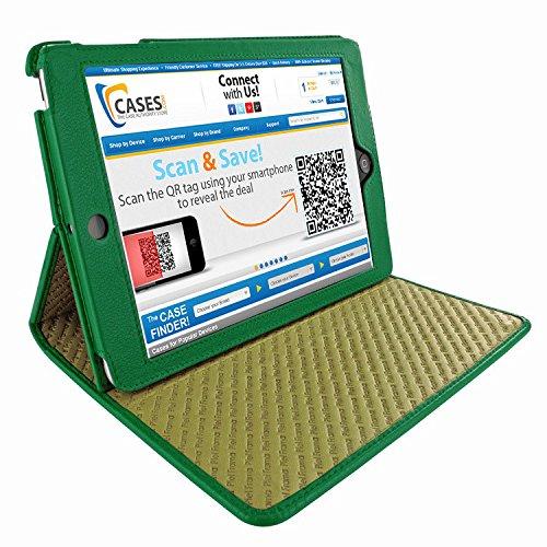 (Piel Frama 605 Green Cinema Magnetic Leather Case for Apple iPad Mini / 2/3)