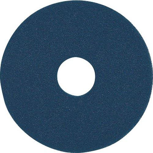 3M ブルークリーナーパッド(青) 18インチ(455mm) 5枚セット B00SW7JTJG