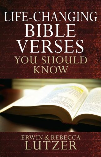 Life Changing Bible Verses Should Know ebook