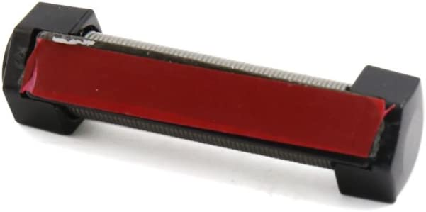 Sourcingmap Schwarz Metall Spule Tragbar Auto Feder Fahrkarte Clip Schraube Kappe Halter De Auto