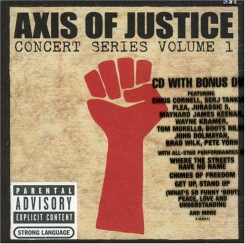 (Axis of Justice: Concert Series Volume 1 (Bonus DVD))