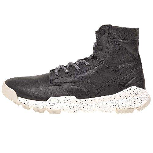 Nike 862506-001, Scarpe da Escursionismo Uomo Black (Nero / Nero-sail)