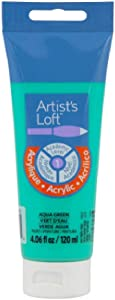 Artist's Loft Acrylic Paint, 4 oz (Aqua Green)
