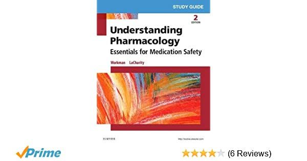 study guide for understanding pharmacology essentials for rh amazon com Worksheets with Answer Keys School Answer Keys