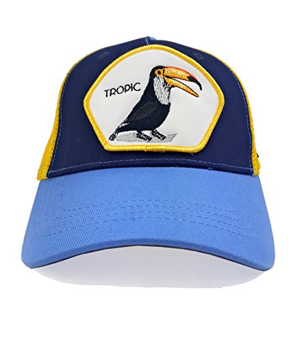 Ministry Hats Amarillo of Gorra de Tropic Trucker xUvqwFaCUn
