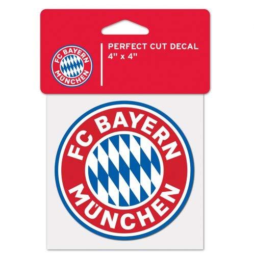 WinCraft FC Bayern Munchen Perfect Cut Die Cut Decal - 4
