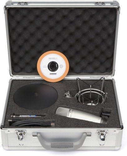 Samson SAM C01U PAK - Pack de micrófono USB y software (gran ...