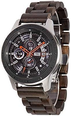 Correa Kinobo de 22 mm Compatible con Samsung Galaxy Watch/Gear S3 ...