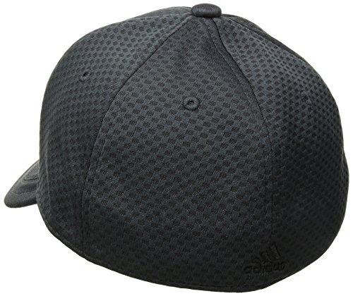 5e71dff0fbb adidas Men s Amplifier Stretch Fit Structured Cap