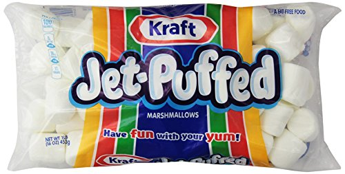 Marshmallow Candy Recipes - Jet-Puffed Marshmallows, 16oz