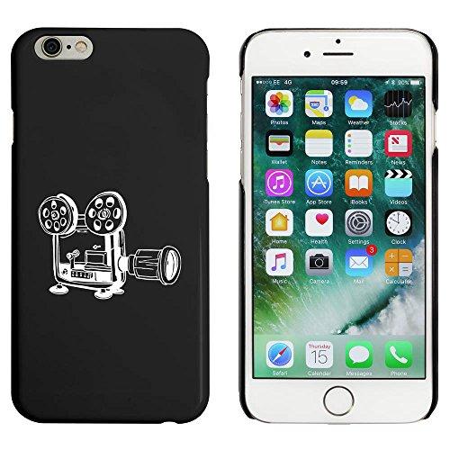 Noir 'Caméra de Film Classique' étui / housse pour iPhone 6 & 6s (MC00047253)