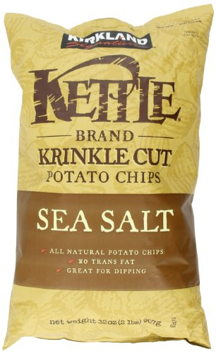 Signature Krinkle Cut Chips, 32 Ounce (Krinkle Cut Potato Chips)