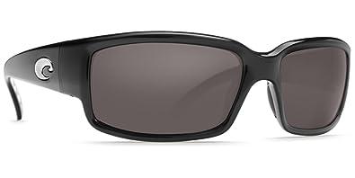 4209d34ed407 Costa Del Mar CL 11 OGP Caballito Sunglasses Black Gray 580Plastic