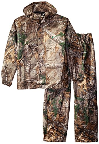 Frogg Toggs AS1310-54-MD All Sport MD Realtree Xtra Rainsuit, Camo, - Stores Woodbury Clothing