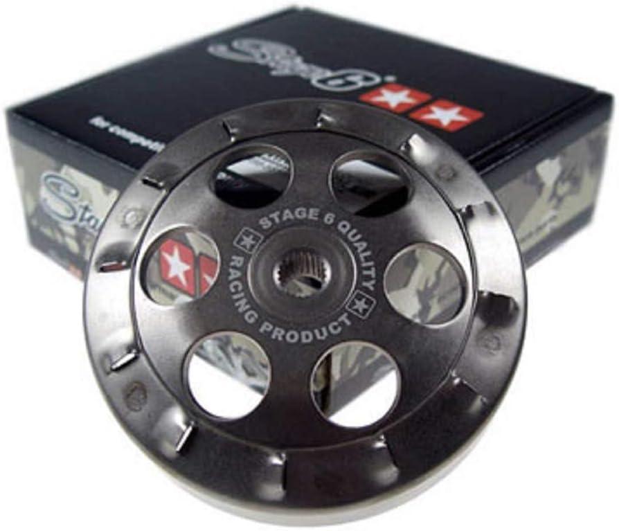 -03 Campana de embrague STAGE6 Wing Cooler 107 mm Benelli K2 50 LC Minarelli