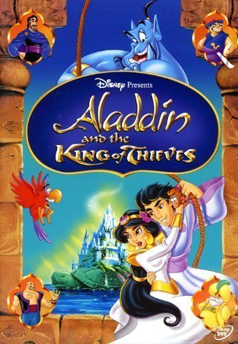 Aladdin and the King of Thieves by Disney