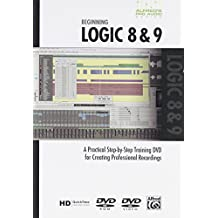 Alfred's Pro Audio - Logic Express/Logic: A Practical Step-by-Step Training DVD For Creating Professional Recordings, DVD