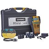 DYMO RhinoPRO Labeller, 6000 Hard Case Kit, Box of 1 (1734520)