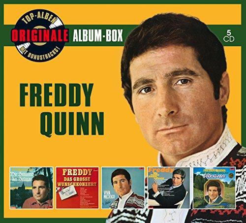 FREDDY QUINN - Freddy Quinn 1956-1965 - Zortam Music