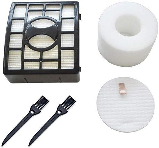 kungfu Mall - Kit de filtros para aspiradora (1 Filtro HEPA y 1 ...