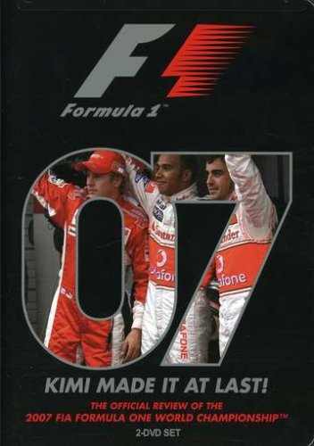 Price comparison product image The Official Review of the 2007 FIA Formula One Championship / F1 / FOne/ Formula 1